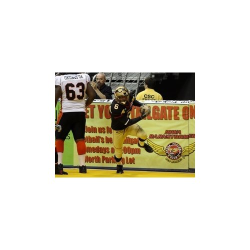 Iowa Barnstormers vs. Green Bay Blizzard  at Wells Fargo Arena