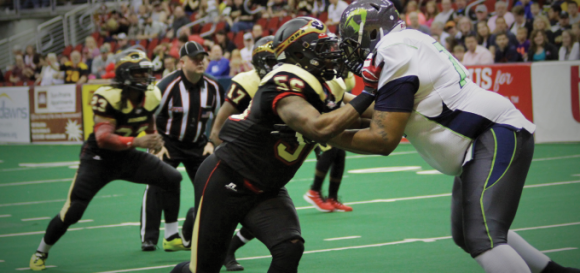 Iowa Barnstormers vs. Nebraska Danger at Wells Fargo Arena