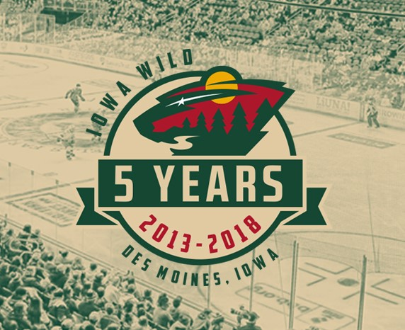 Iowa Wild vs. Bakersfield Condors at Wells Fargo Arena