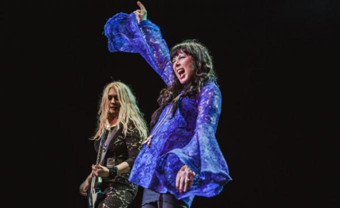 Heart & Joan Jett and the Blackhearts at Wells Fargo Arena