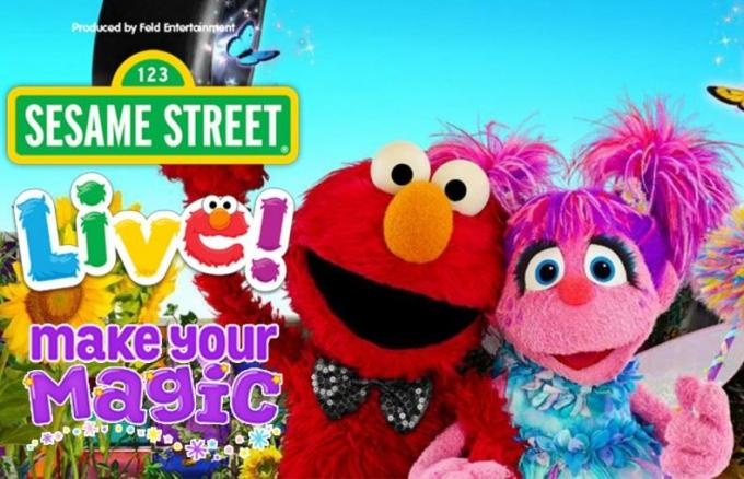 Sesame Street Live! Make Your Magic at Wells Fargo Arena