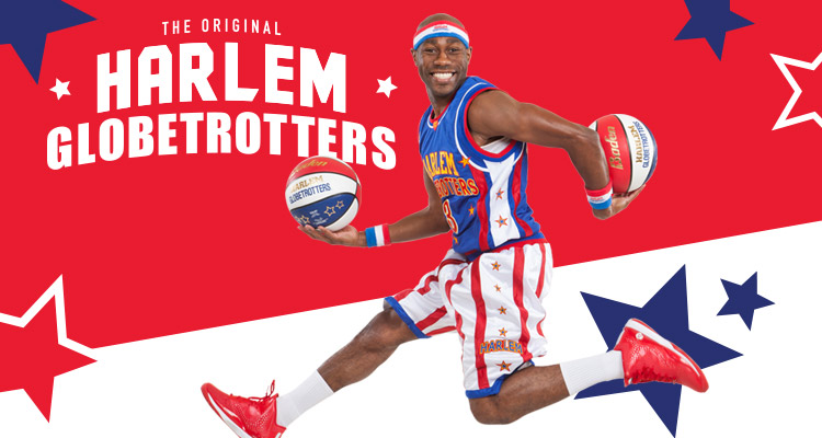 The Harlem Globetrotters [CANCELLED] at Wells Fargo Arena