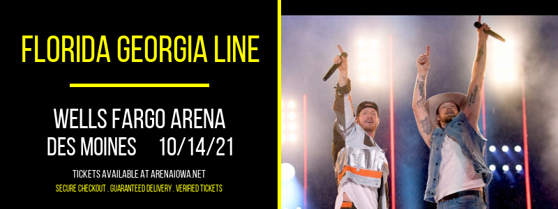 Florida Georgia Line at Wells Fargo Arena