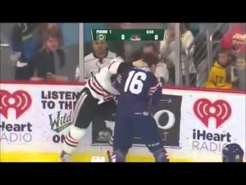 Iowa Wild vs. Rockford IceHogs at Wells Fargo Arena