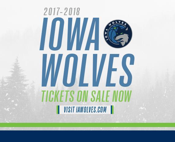Iowa Wolves vs. Austin Spurs at Wells Fargo Arena