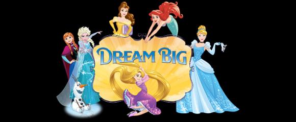 Disney On Ice: Dream Big at Wells Fargo Arena