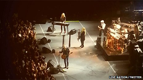 Fleetwood Mac at Wells Fargo Arena