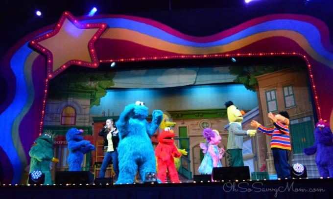 Sesame Street Live! at Wells Fargo Arena
