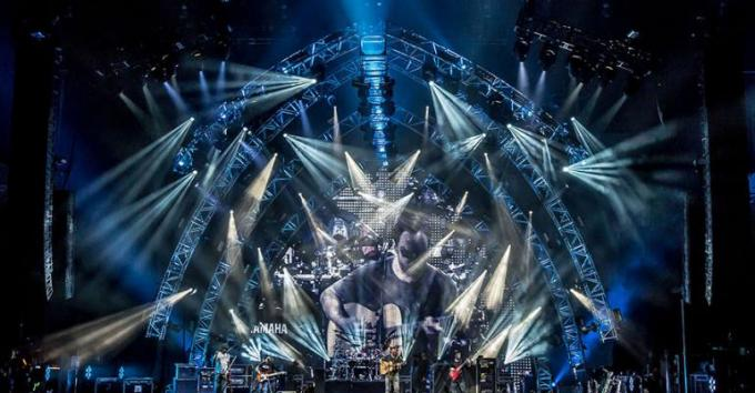 Dave Matthews Band at Wells Fargo Arena