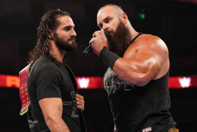 WWE: Raw at Wells Fargo Arena