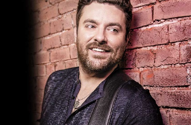 Chris Young, Scotty McCreery & Payton Smith at Wells Fargo Arena