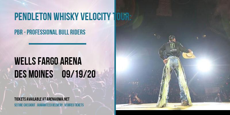 Pendleton Whisky Velocity Tour: PBR - Professional Bull Riders at Wells Fargo Arena