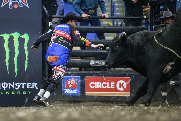 Pendleton Whisky Velocity Tour: PBR - Professional Bull Riders at Wells Fargo Arena