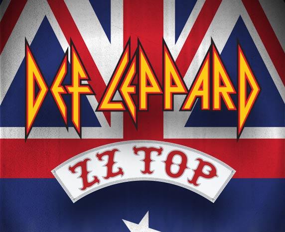 Def Leppard & ZZ Top at Wells Fargo Arena