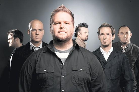 MercyMe [CANCELLED] at Wells Fargo Arena