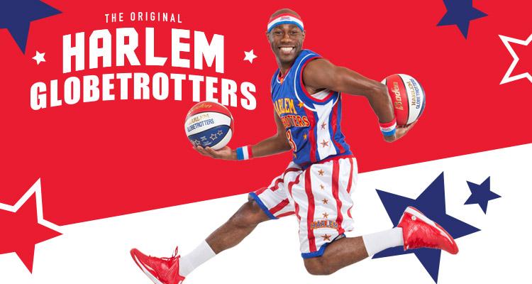 The Harlem Globetrotters at Wells Fargo Arena