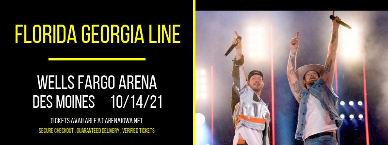 Florida Georgia Line [CANCELLED] at Wells Fargo Arena